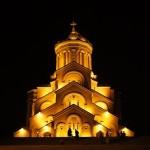Tbilisi, sobór Trójcy Świętej