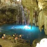 Cenotes Dzitnup