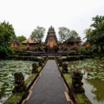 Bali Swiatynia Saraswati